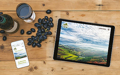 Il winefinder in Italia.
